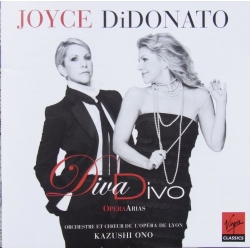 Joyce DiDonato. Diva Divo. 1 CD. Virgin