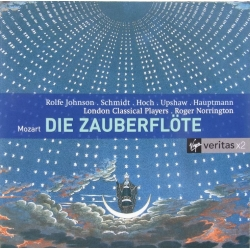 Mozart: Die Zauberflöte. Roger Norrington, London Classical Players. 2 cd. Virgin
