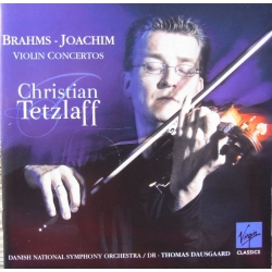 Beethoven & Joachim: Violin Concertos. Christian Tetzlaff, Thomas Dausgaard. 1 CD. Virgin.
