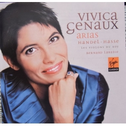 Handel: Arias. Vivica Genaux. 1 CD. Virgin