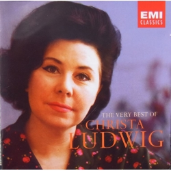 The Very Best of Christa Ludwig. 2 cd. EMI
