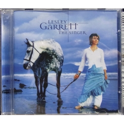 Lesley Garrett. The Singer. The Singer, Jerusalem, pavane, Greensleeves, The sky above the roof. Scarborough Fair. 1 CD. EMI