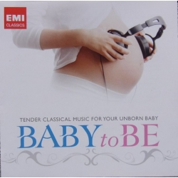 Musik for dit ufødte barn. - Baby to Be. 1 cd. EMI