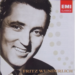 Fritz Wunderlich. The art of. 2 cd. EMI