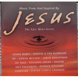 Jesus. Music from the epic mini-serie. Changed the Course. 1 cd. Capitol