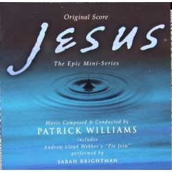 Jesus. Music from the epic mini-serie. Original Score. 1 cd. EMI