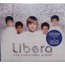 Libera. The Christmas album. de luxe version. 1 CD. EMI.