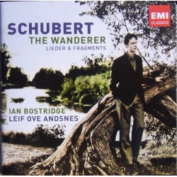 Schubert: Der Wanderer. Ian Bostridge, Leif Ove Andsnes. 2 cd. EMI