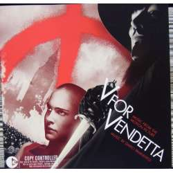 V for Vendetta. Original Soundtrack. 1 cd. EMI