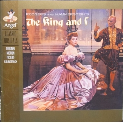 Rodgers & Hammerstein: The King and I. Original soundtrack. 1 cd. Angel