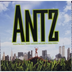 Antz. Original film music. 1 cd. Angel