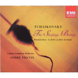 Tchaikovsky: Sleeping Beauty. LSO. Andre Previn. 2 CD. EMI