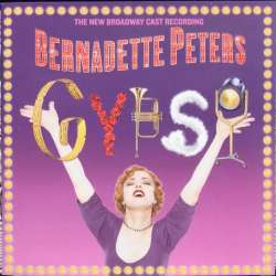 Bernadette Peters: Gypsy. The New Broadway cast recording. 1 cd. Angel