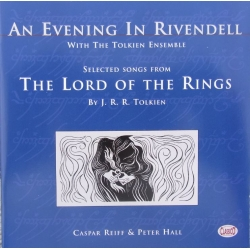 An Evening in Rivendell. Songs from The Lord of the Rings. 1 cd. Classico
