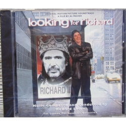 Looking for Richard. Original Soundtrack. London Philharmonic Orchesttra. Howard Shore. 1 CD. EMI / Angel