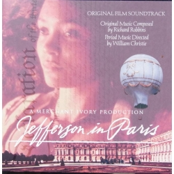 Jefferson in Paris. Original film Soundtrack. 1 cd. Angel
