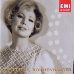 Anneliese Rothenberger. Champagne Operette. 2 cd. EMI