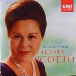 The Very Best of Renata Scotto. Opera arier. 2 CD. EMI