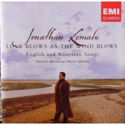 Jonathan Lemalu: Love blows as the Winds blows. 2 cd. EMI