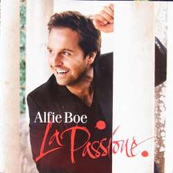 Alfie Boe. La Passione. The Metro Voices & Royal Philharmonic Orchestra, Valeriano Chiaravalle. 1 CD. EMI.