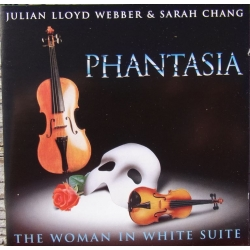 Julian Lloyd Webber & Sarah Chang: Phantasia. 1 cd. EMI