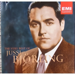 Jussi Björling. The very best of. 2 cd. EMI