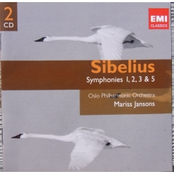 Sibelius: Symphonies nos. 1, 2, 3 & 5. Mariss Jansons, Oslo Philharmonmic Orchestra. 2 CD. EMI