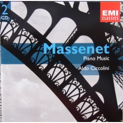 Massenet: Piano Music. Aldo Ciccolini. 2 cd. EMI. Gemini