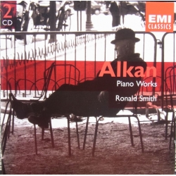Alkan: Klaverværker. Ronald Smith. 2 cd. EMI. Gemini