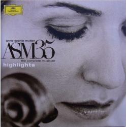 Anne Sophie Mutter: Bach, Beethoven, Brahms, Vivaldi. 2 CD. DG