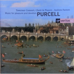 Purcell: Music for plesure and devotion. Taverner Consort. Andrew Parrott. 2 CD. Virgin