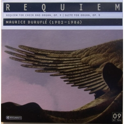 Durufle: Requiem for choir & organ. Akselsson. 1 cd. Classico