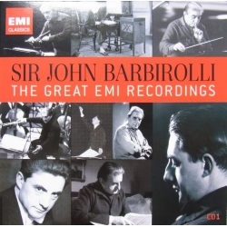 Vaughan-Williams: Symfoni nr. 2. & Ireland: A London Overture. John Barbirolli, Halle Orchestra. 1 CD. EMI