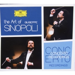 The Art of Giuseppe Sinopoli, Concerto Recordings. 8 cd. DG
