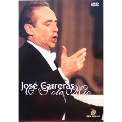 O sole Mio. José Carreras (tenor). Lorenzo Bajav (pianoforte). 1 DVD. Pan Dream PDL 1054.