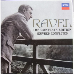 Ravel: The Complete Edition. 14 CD. Decca
