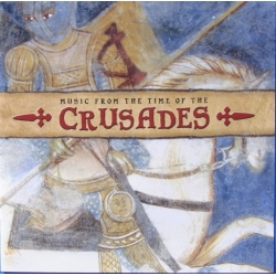 Music from the time of the Crusades. 2 CD. Virgin