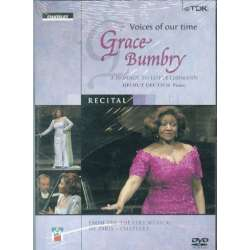 Voices of our Time. Grace Bumbry. 1 DVD. TDK