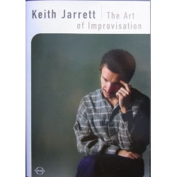 Keith Jarrett: The Art of Improvisation. 1 DVD. Euroarts