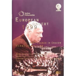 European Concert 1999 in St. Mary Church in Cracow. Bernard Haitink. 1 DVD. TDK