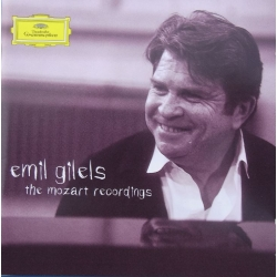 Emil Gilels: The Mozart Recordings. 2 CD. DG