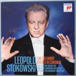 Leopold Stokowski: The Columbia Stereo Recordings. 10 CD. Sony