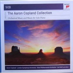 The Aaron Copland Collection. 5 CD. Sony