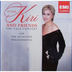 Dame Kiri and Friends: The Gala Concert. 1 CD. EMI