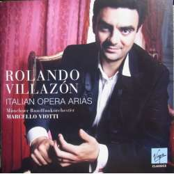 Rolando Villazon: Italian opera Arias. 1 CD. Virgin