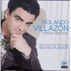 Rolando Villazon: Opera Recital. 1 CD & 1 DVD. Virgin