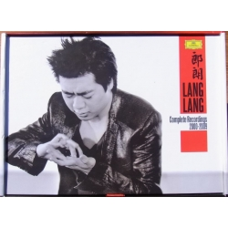 Lang-Lang: Complete Recordings on Deutsche Grammophon. 12 cd. DG