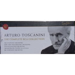 Arturo Toscanini: The Complete Collection. 84 CD. RCA