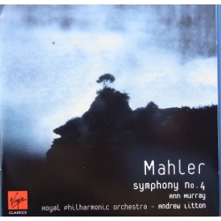 Mahler: Symphony no. 4. Ann Murray, Andrew Litton, RPO. 1 cd. Virgin