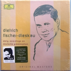 Dietrich Fischer-Dieskau. Early recordings on Deutsche Grammophon. 9 cd. DG